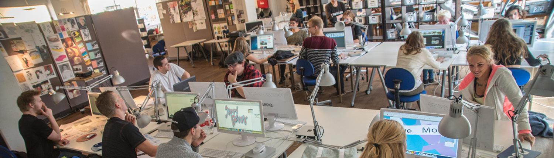grafisk designer uddannelse århus